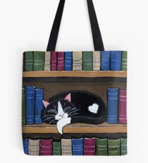 Book Love Tote Bag