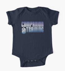 Companion in Training Baby Body Kurzarm
