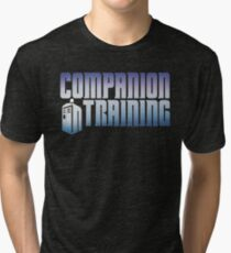 Companion in Training Tri-blend T-Shirt