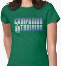 Companion in Training Women's Fitted T-Shirt