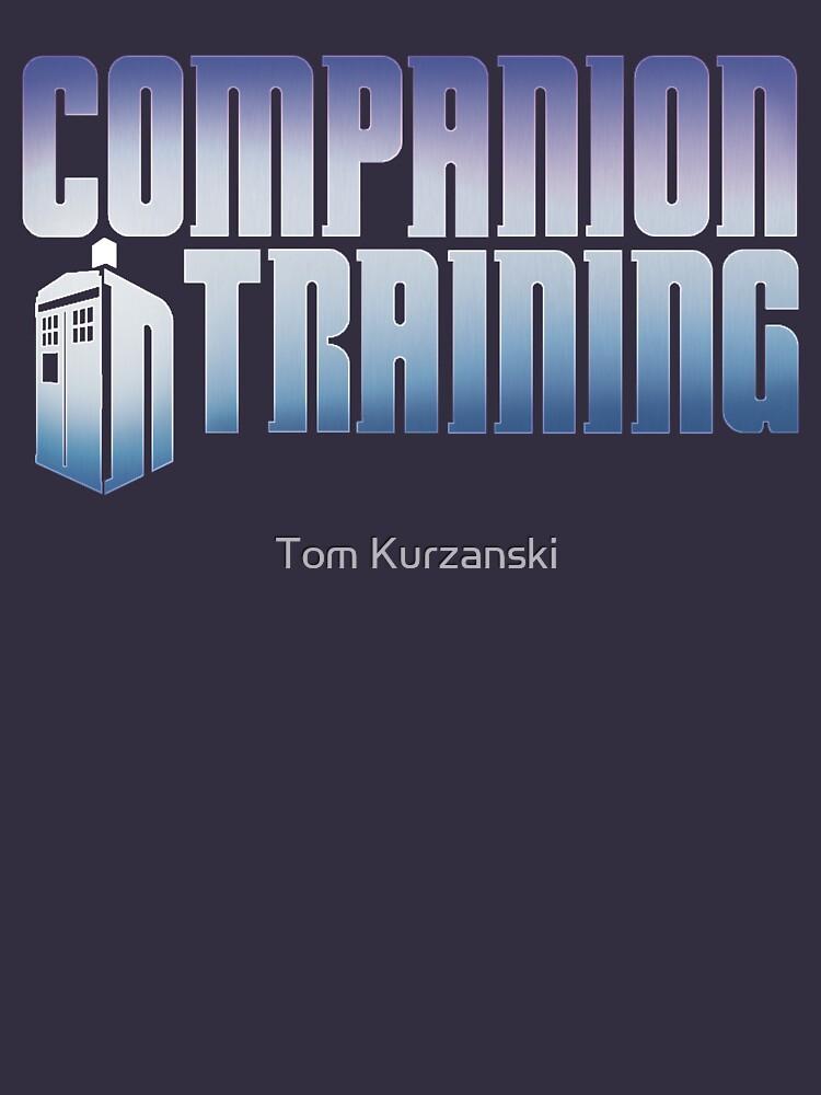 Companion in Training by tomkurzanski
