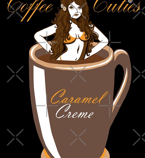 Coffee Cuties Caramel Creme by Ameda