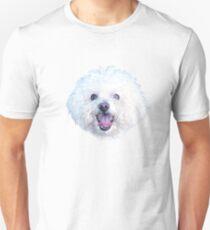 Maltese smile Unisex T-Shirt
