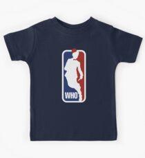 WHO Sport No.11 Kids Tee