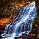 Wadsworth Falls by browncardinal8