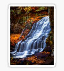 Wadsworth Falls Sticker