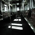 Subway Car, Elevated by A L G O