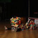 Dragon Child by Allison Matthas