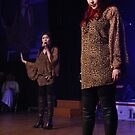 Two Singers Stand by Allison Matthas