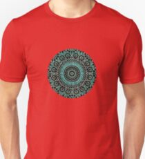 green circle mosaic Unisex T-Shirt