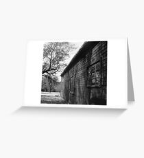 Bunk House 2 Greeting Card