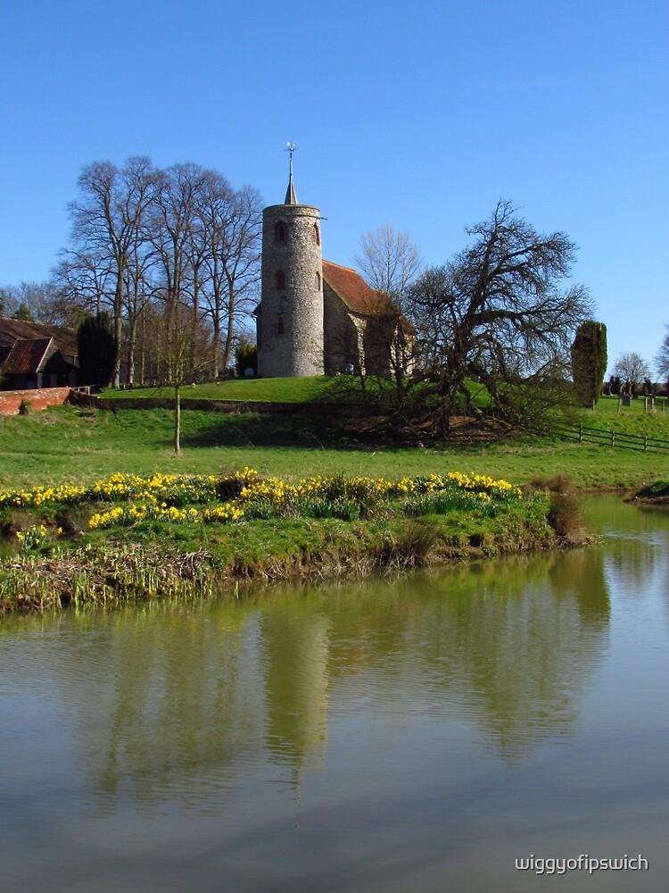 Church By The Lake, Aldham by wiggyofipswich