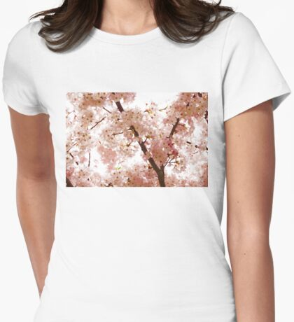 Pink Cherry Blossoms - Impressions Of Spring T-Shirt