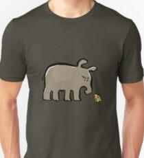tapir vs cheese Unisex T-Shirt