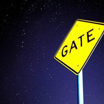 Heaven's Gate by pixel8ed