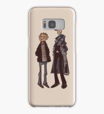 Flatmates Samsung Galaxy Case/Skin