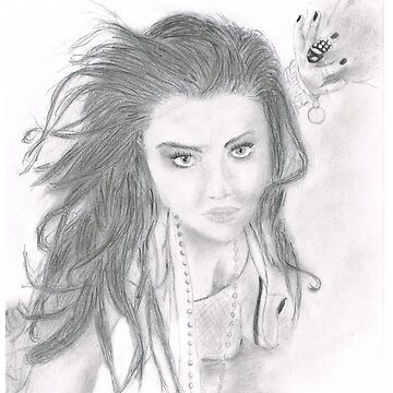 Amy Lee from Evanescence by jamiedots