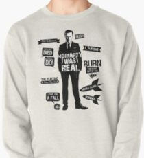 Good Old Fashioned Villain Quotes Pullover