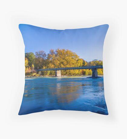Herbst Throw Pillow