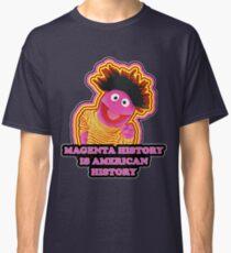 Magenta History Month Classic T-Shirt