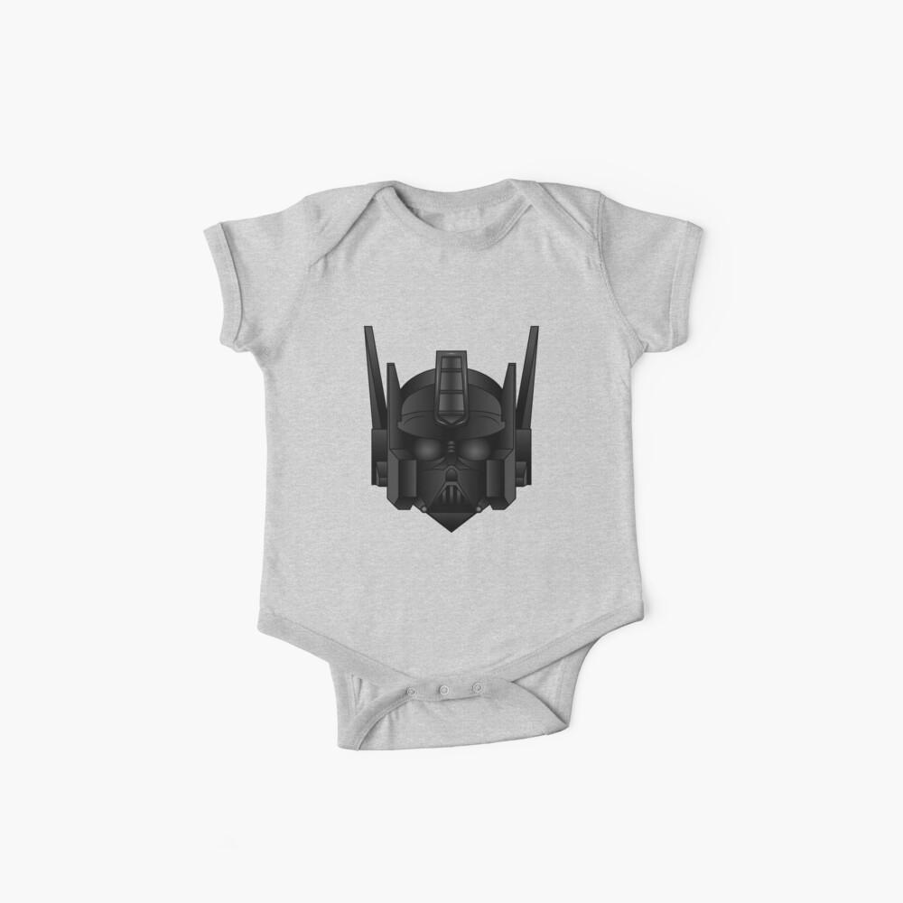 Optimus Vader Baby Bodys