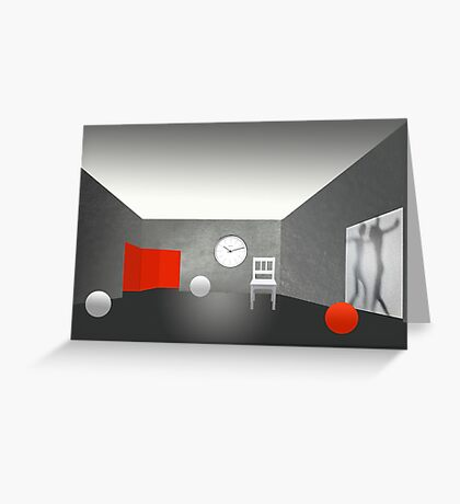 Leisure is the time for doing something useful.    Greeting Card