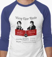 Tizzy Over Lizzie Men's Baseball ¾ T-Shirt