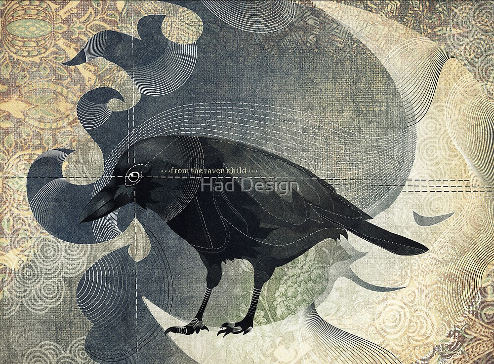 From the Raven Child by Had Design