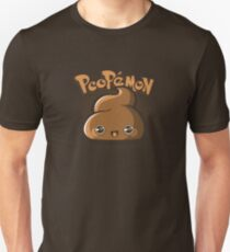 Poopémon T-Shirt
