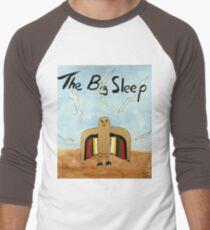The Big Sleep  Men's Baseball ¾ T-Shirt
