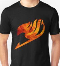 Fire Fairy Tail Logo Unisex T-Shirt
