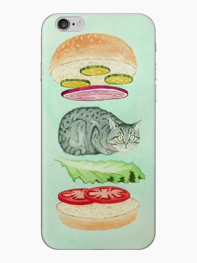 Catsup - Cat Burger Delight! by catshrine