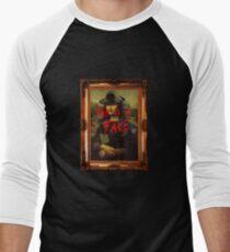 This is a Fake Men's Baseball ¾ T-Shirt