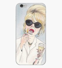 Patsy Stone von absolut fabelhaft / Ab Fab iPhone-Hülle & Cover
