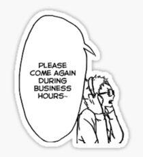 Manga Haikyuu Stickers | Redbubble
