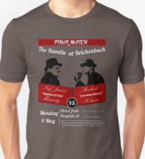 Rumble at Reichenbach Unisex T-Shirt