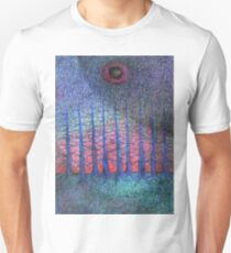 Lunar Night Unisex T-Shirt