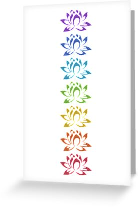 seven lotus flowers by offpeaktraveler