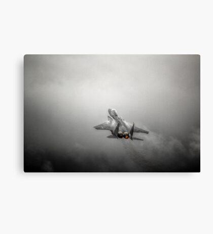 USAF F-15E Strike Eagle Canvas Print