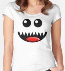 SAVAGE SMILE 2 Women's Fitted Scoop T-Shirt