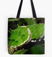 Orchard Swallowtail Caterpillar Tote Bag
