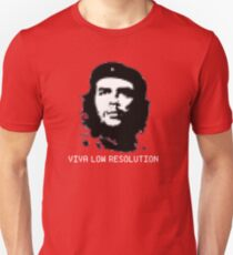 Viva Low Resolution Unisex T-Shirt