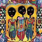 Sisters in the Sun by Faith Magdalene Austin