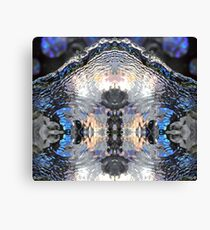 Water temple Canvas Print