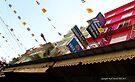 china town bangkok by Karl David Hill
