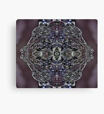 Water ring Canvas Print