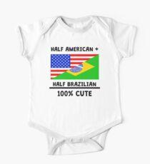 Half Brazilian 100% Cute Kids Clothes