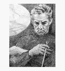 Herbert von Karajan Photographic Print