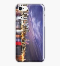 Manhattan Skyline: NYC iPhone Case/Skin