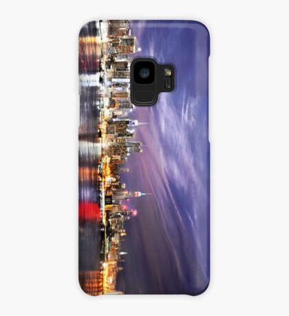 Manhattan Skyline: NYC Case/Skin for Samsung Galaxy